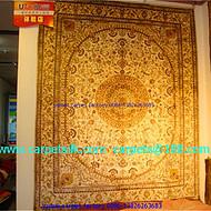 亚美地毯 挂毯 A1166 色彩典雅 手工传统制造 波斯图案精细线条