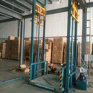 供应工厂施工导轨升降货梯