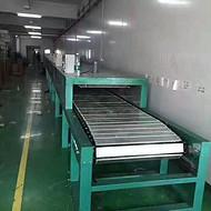 供应隧道炉网带线 铁氟龙玻璃烘干线 五金塑胶产品丝印线