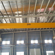 湖南长沙LDA型16吨单梁桥式起重机,16吨行车价格