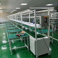 非字型生产线 飞机位流水线 电子产品组装线现货供应