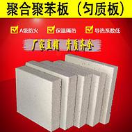 厂家直销聚合聚苯板 A级聚苯板 AEPS保温板