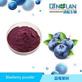 蓝粉粉   蓝莓提取物  蓝莓果粉   SC厂家