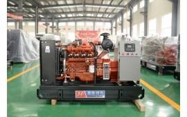 50千瓦沼气 燃气 天然气发电机组配置参数 (4008播放)