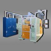 安捷伦自动滚喷机AJL.R90.A2 中小零件的全身喷涂胶黏剂、油漆处理