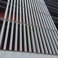 外墙铝方管生产厂家 氟碳铝方管