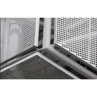 穿孔铝板报价/冲孔铝板价格——上海迈饰