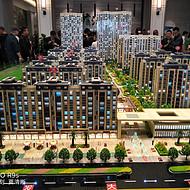 九江赣江首府,南昌沙盘模型厂家设计