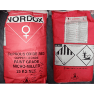(CAS   No.:1317-39-1)NORDOX氧化亚铜,红色,涂料级