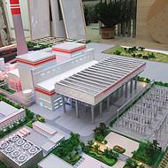 赤峰电力模型 设备模型 厂区模型 模型工厂