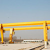 湖北武汉MH型10吨单梁门式起重机厂家,10吨龙门吊价格