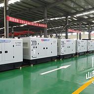 华全牌燃气发电机40千瓦每小时的耗气量怎么算