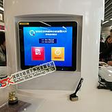 欧视卡12.1寸高清壁挂广告机 65寸55寸多媒体传媒广告机