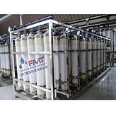 中空纤维膜工程,微滤超滤装置,设备集成度高,料液过滤效率高用于发酵液提纯等