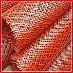 专业生产红漆钢板网红色防锈漆护坡钢板网 厂家直销