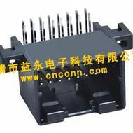 174053-2益永Z121125-16W连接器针座040系列2.5间距