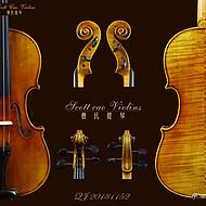 曹氏提琴 纯手工制作演奏级小提琴 850