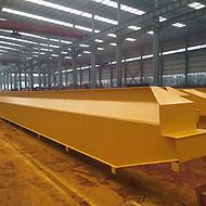 陕西西安LDA20吨单梁桥式行车报价,20吨行吊厂家