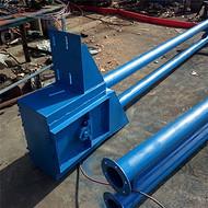 Q235碳钢材质管链输送机汇众厂家按需加工