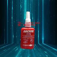 美国原装进口 乐泰276螺纹锁固剂 高强度表面不敏感的