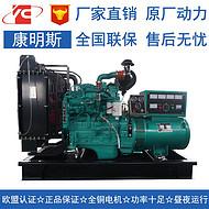 20KW小功率柴油发电机组低油耗机械无刷东风康明斯4B3.9-G1