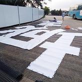 生产楼盘字厂家 生产楼盘发光字工厂 专业生产楼盘外墙大字 楼盘字 楼盘发光字