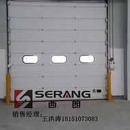 杭州当地分节式工业提升门价格