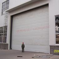 惠广门业 工业提升门 12米宽厂房大门 厂家批发 物美价廉