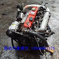 五十铃面包车 萨普征服者 柴油 4JB1 2.8T 高压共轨 电喷 发动机