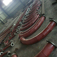 陶瓷复合管----黑龙江双鸭山全新工艺经久耐用 13561215168 丰经理
