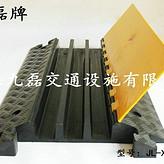 车间地面电缆压线板_三槽电缆压线板_保护电线电缆压线板