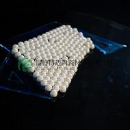 淄博钇稳定氧化锆珠 95研磨锆珠厂家供应