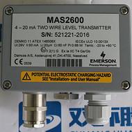 【丹柯斯】Damcos传感器MAS2600-G30-20-1/2P