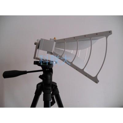 宽带喇叭天线  1-18GHz  射频微波