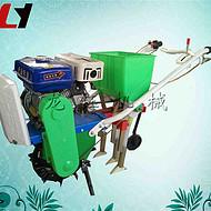 质保蔬菜播种机 多功能柴油播种机