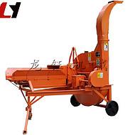 高效铡草揉丝机 柴油机带动的铡草机供应