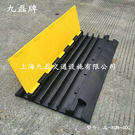 车间地面线槽保护板_四槽线槽保护板_保护电线电缆橡胶板