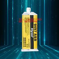 美国原装进口 乐泰9497双组份环氧树脂胶AB胶