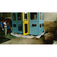 供应南山精密仪器设备钢带木箱出口木箱