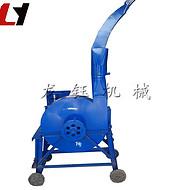 专业生产切草机原理 动力电麦秸铡草机