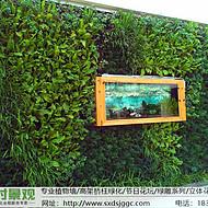 植物墙|垂直绿化|高架桥柱绿化