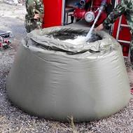 森林消防扑火工具器材  镇江润林充气移动式水囊 移动水池 便携式移动水囊 森林消防水囊 森林移动蓄水池