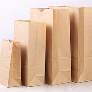 食品防油袋,食品袋厂家批发,牛皮纸食品包装袋