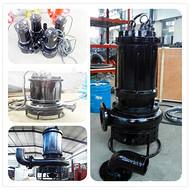 潜水排沙泵|耐磨抽沙泵型号|排沙泵报价