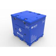 苏州围板箱厂家,专业生产双层吸塑围板箱,蜂窝板围板箱