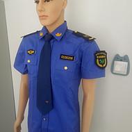 新安全监察标志服-4季安监制服