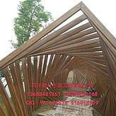 供应成都龙泉驿区钢结构花架木纹漆施工,外墙真石漆,氟碳漆承包