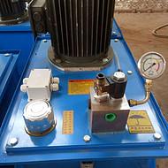 导轨货梯剪叉平台起重机液压配件液压泵站