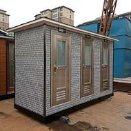 驻马店移动环保厕所价格--装配式厕所--乾通环保