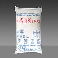 优质小麦淀粉 用于河粉 面包 糕点 馅料等食品的生产加工